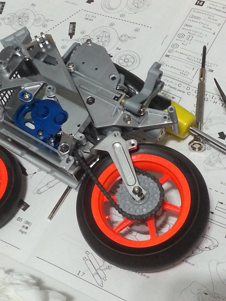Babyboy's Kyosho Honda NSR 500 HOR 11971576495_b1df17531f_b