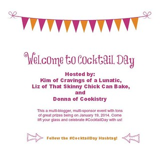Cocktail Day Banner