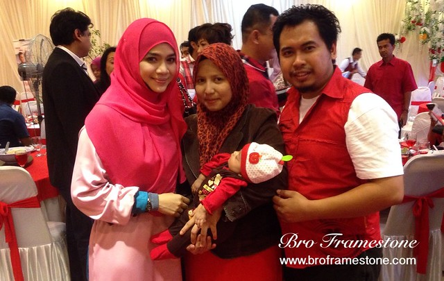 Bersama Diana Amer  - MiGCNY2014