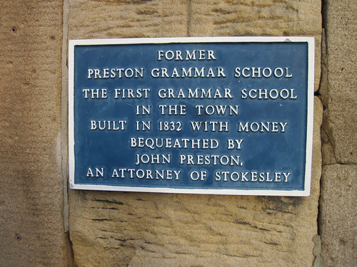 Preston School, Stokesley