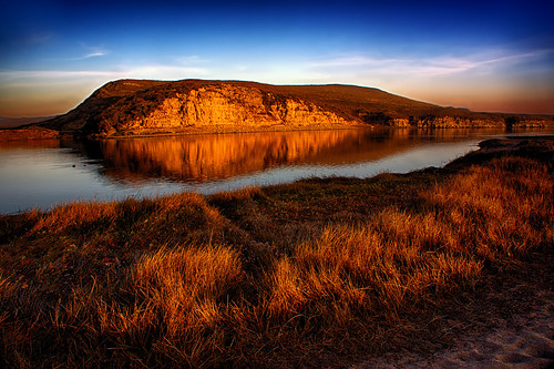 Abbotts Lagoon by ericwagner