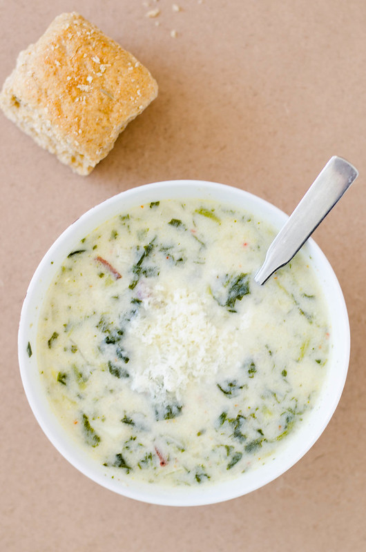 Kale and Potato Soup | cooking ala mel