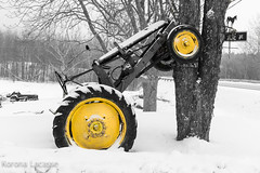 outdoor power equipment, winter, vehicle, snow,