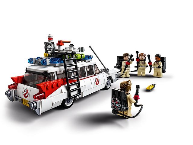 LEGO Ghostbusters 21108 - Ecto-1