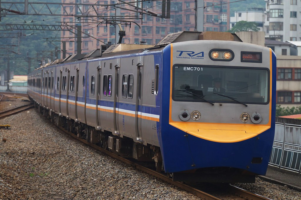 1191 Local Train EMU700