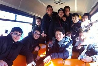 Noicattaro. La Pende ai Giochi Sportivi Studenteschi front