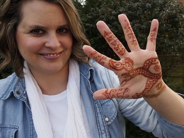 Henna Storying, Bible Story, henna, Prodigal Son