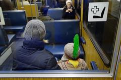 Indian on Metro