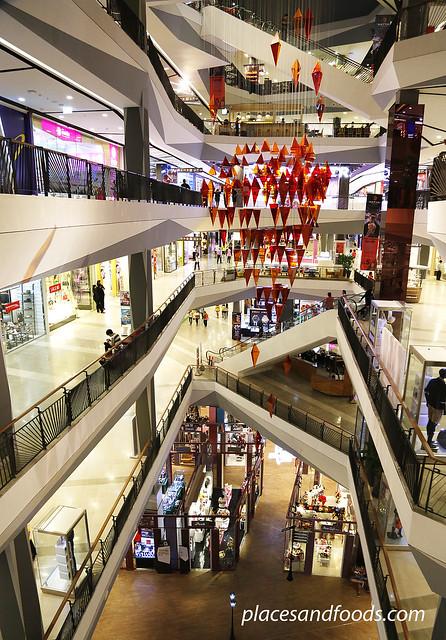 hatyai central festival mall interior
