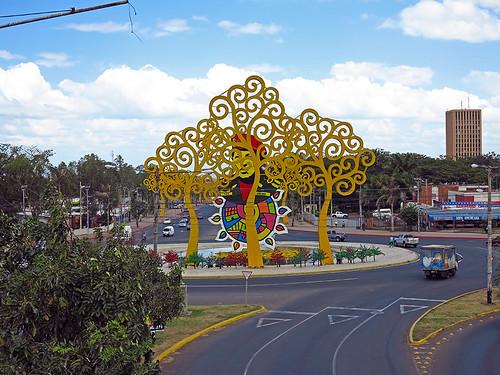 Streets of Minagua Nicaragua