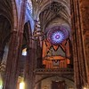 Another photo inside the Templo Expiatorio in Guadalajara. For my organ-loving and organ-building friends...