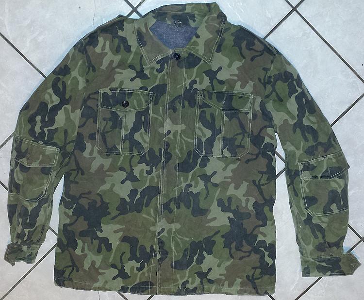 """M1990 Romanian """"Leaf"""" Pattern Winter Uniform  13094609965_f57080178d_b"""