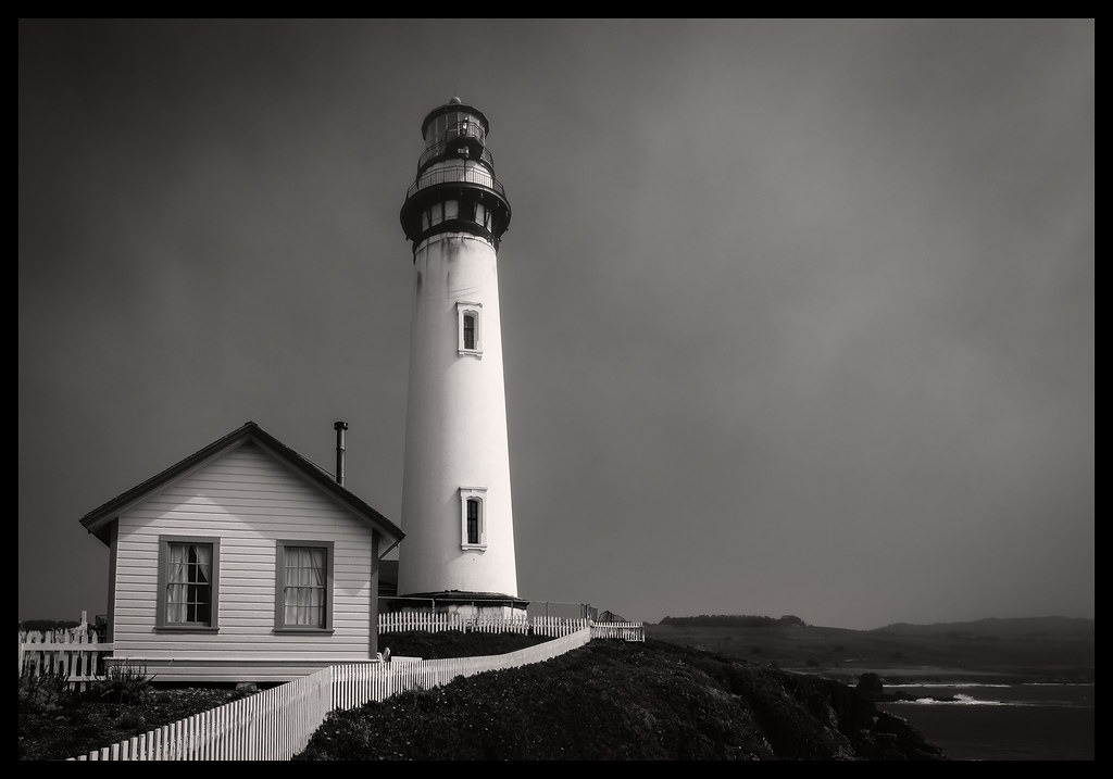 Aglow - Pigeon Point Light - 2014