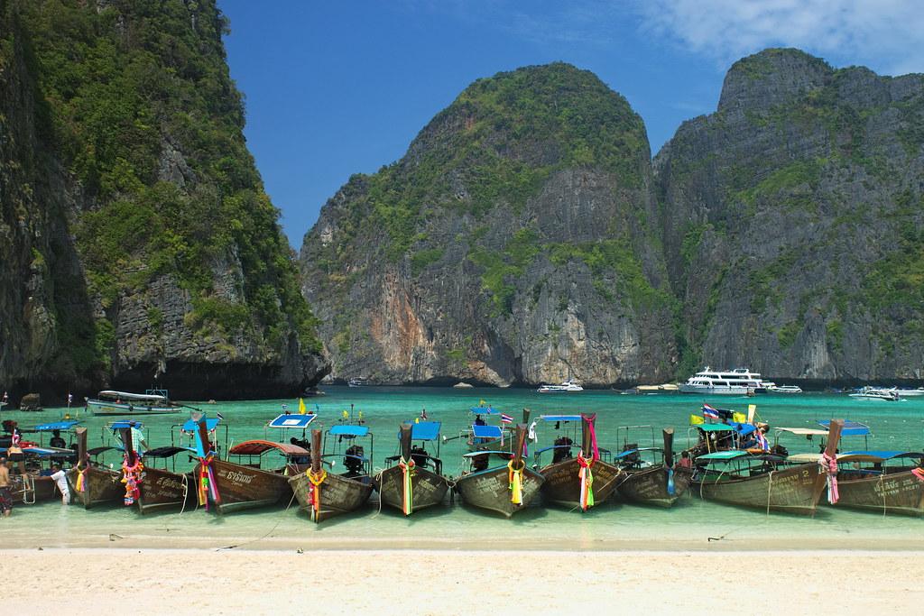 Thaïlande - Ko Phi Phi - Maya Bay