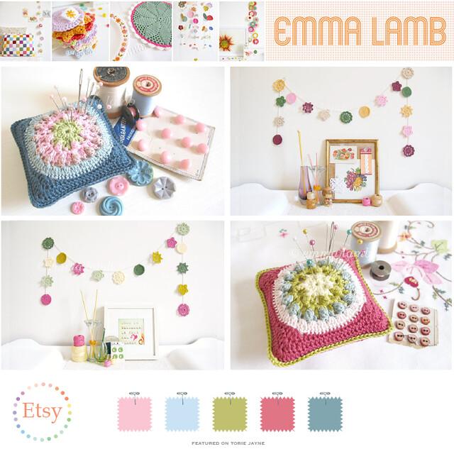 Emma Lamb on Etsy
