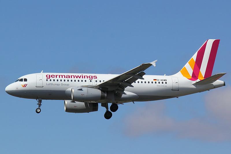 Germanwings - A319 - D-AGWB (2)