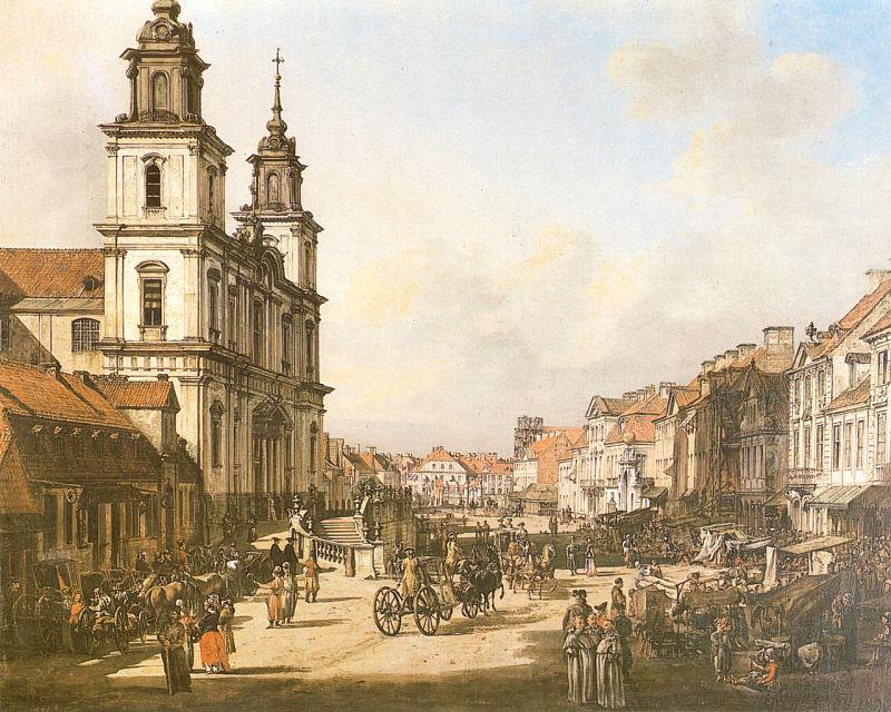 十八世纪华沙风景画10
