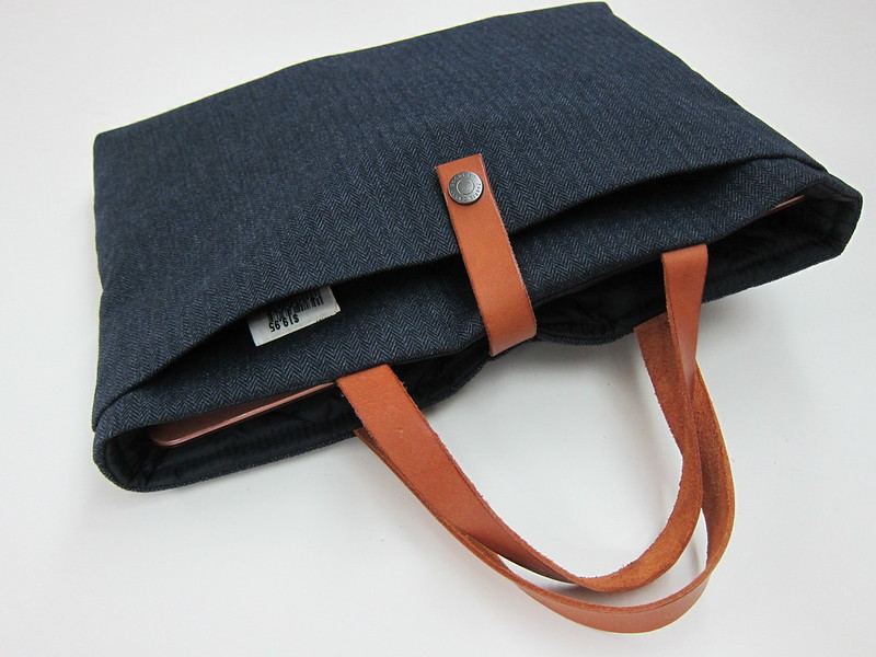 Fabrix Laptop Carrier Bag - With All My Stuff
