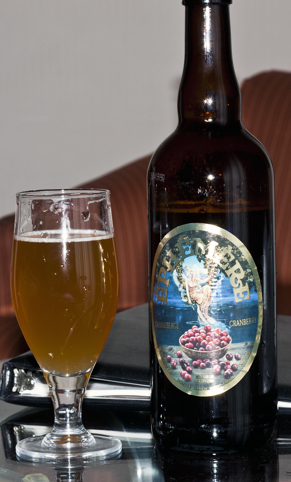 Review: Unibroue Éphémère Canneberge (Cranberry)