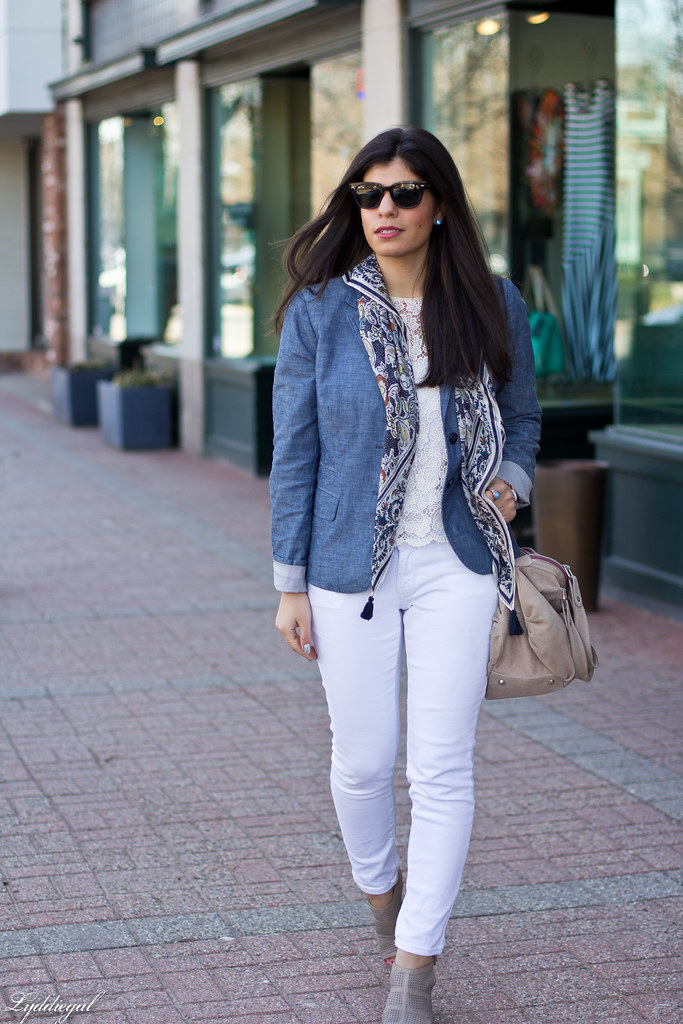 chambray blazer, white denim, lace blouse-2.jpg