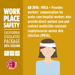 RNs Press Case for Hospital Workplace Safety Legislature Set to Hear Bill on Violence Prevention