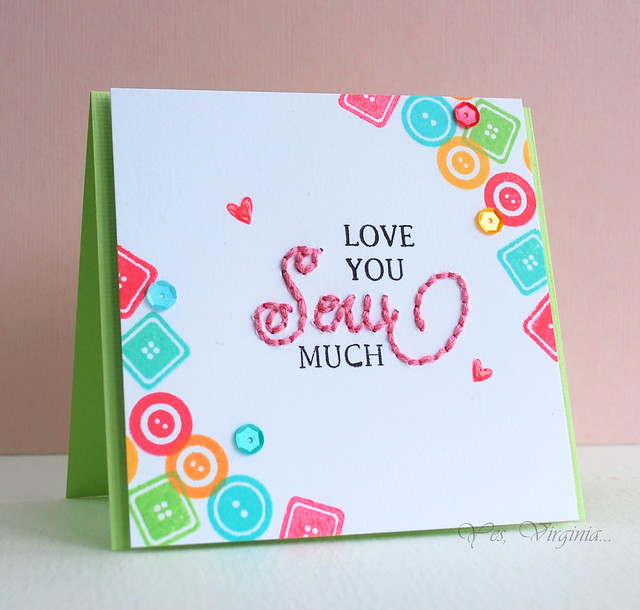 love you sew much