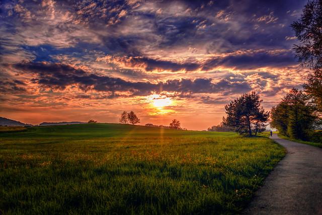 poze superbe imagini minunate sunrise sunset apus rasarit fotografii frumoase peisaje Flickr SUA Londra HAWAII Alaska Italia Elvetia Polonia Evening Walk