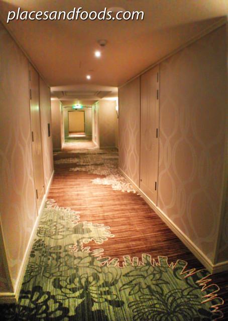 sheraton cotai macau corridor
