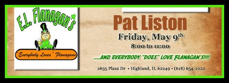 Pat Liston 5-9-14