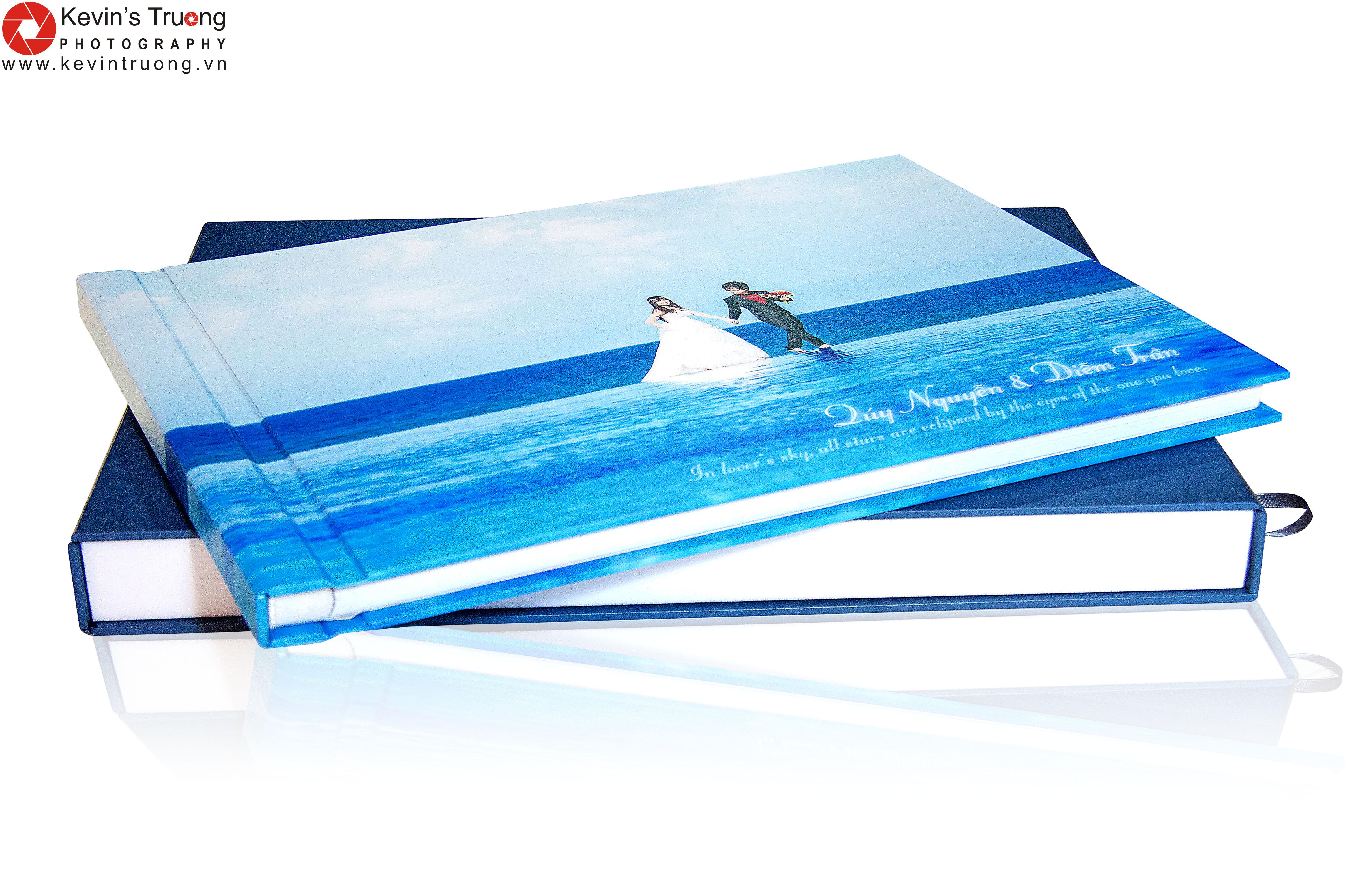 Gia Công-In Album Cát Kim Tuyến-Album 3D,Photobook,Ép gỗ các loại - 36