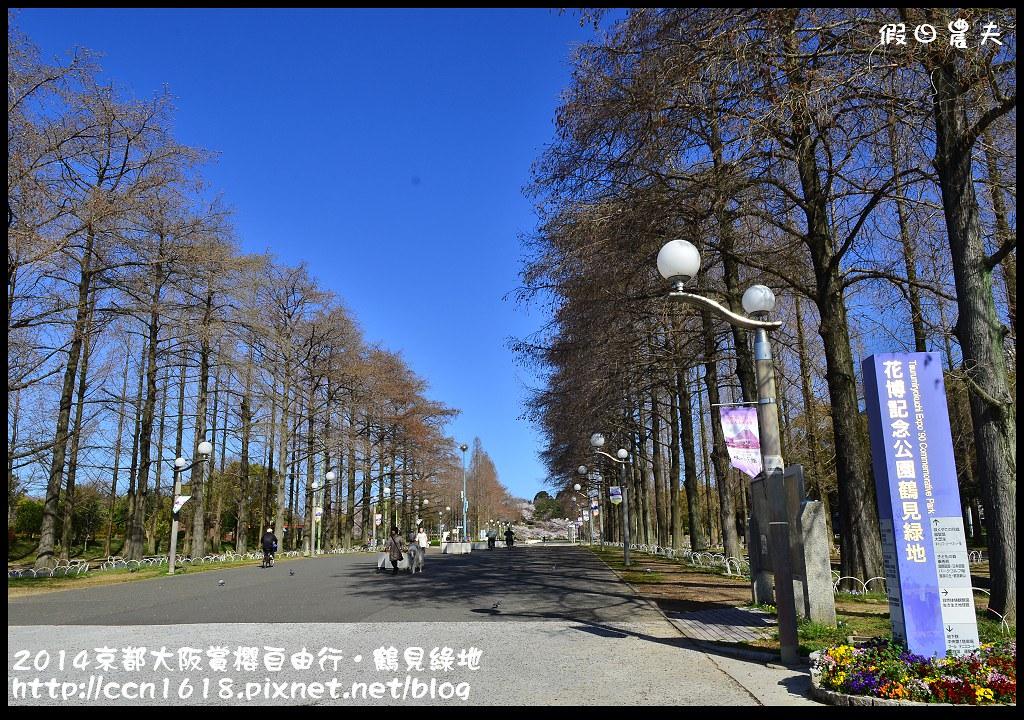 2014京都大阪賞櫻自由行.鶴見綠地DSC_1170