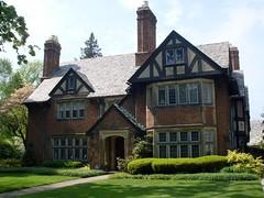 Tudor-style House in Erie