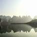 Bingling monastery area, Huanghe (Yellow) river by SvetNickol