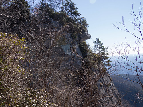 Caesars Head overlook - 1