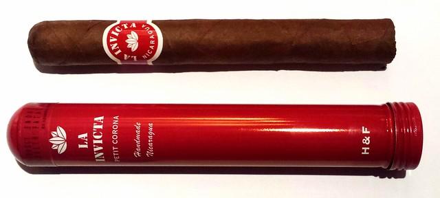 La Invicta Nicaragua Petit Corona Cigar