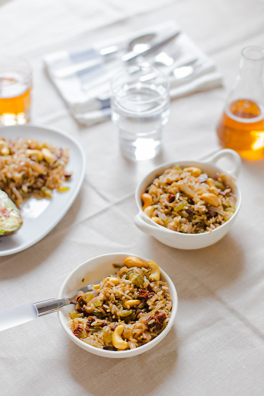 Quick and Easy Fried Rice