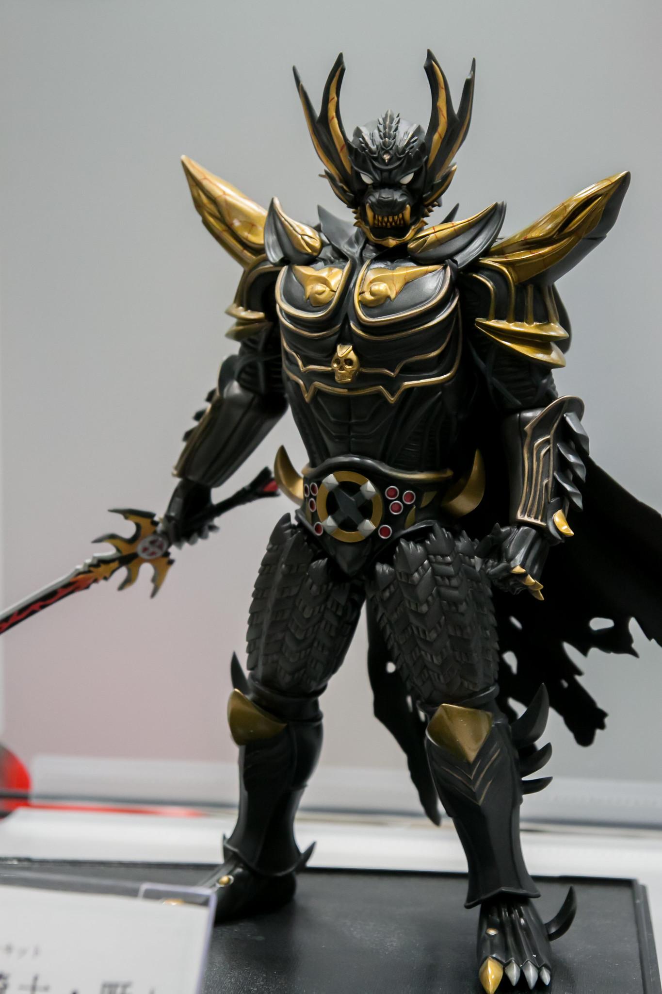 3メガバイト 暗黒騎士キバ