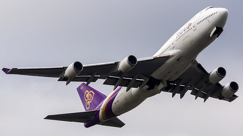 Thai Airways B744