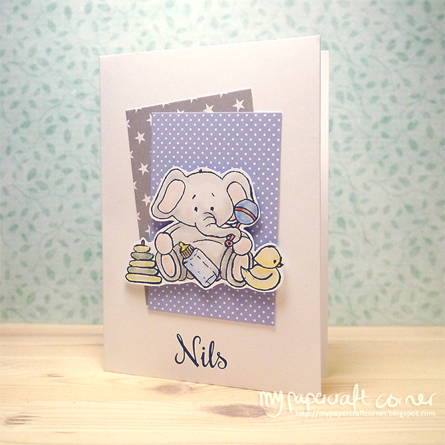 Baby card #305