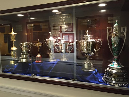 Pinehurst Resort - Trophy Cabinet