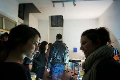 Sophie Ko Chkheidze in Festival #Studi by Ylbert Durishti