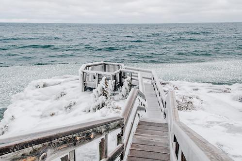 Frozen Observation Deck