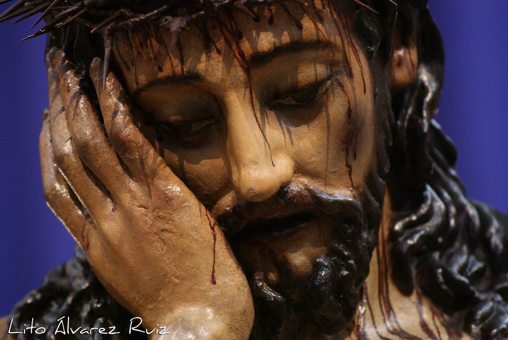 Besapiés - Santísimo Cristo de la Humildad y Paciencia - Enero 2015