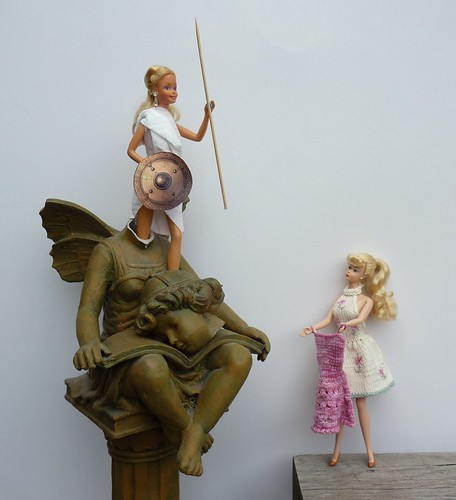 Athena Barbie