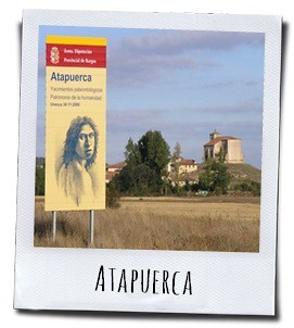 De archeologische site van Atapuerca in Castilië en Leon