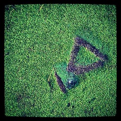 #does #this #mean #aliens #have #landed, and #left #us a #sign? #lol #PrestonPark #Brighton
