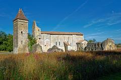 Gironde - Abbaye de Blasimon