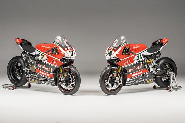 Ducati 1199 Panigale R Superbike 2015