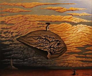 Loneliness - Vilella Art