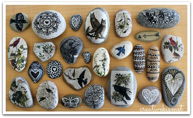 pretty rock collection